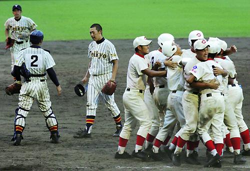 帝京VS智弁和歌山