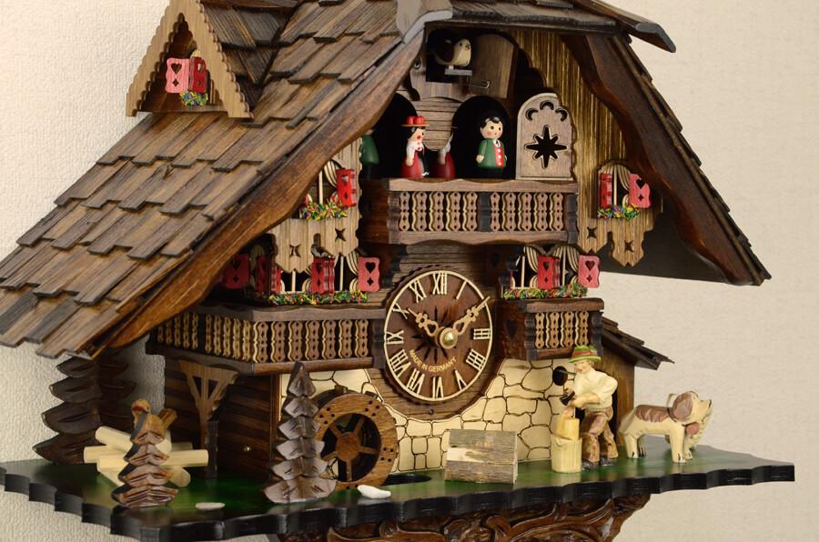 森の時計 鳩時計 購入方法