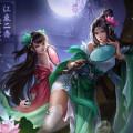 『三国天武』江東二喬の武装装飾『鏡花水月』実装!入手方法と見た目公開!