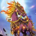 『三国天武』#B09 名馬『紫電(しでん)』のおすすめスキル発動タイミング・騎乗武将